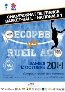 ECOPBB Vs Rueil