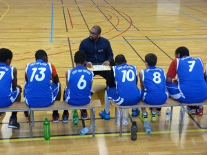 U15 2 contre Eaubonne 01 février 1