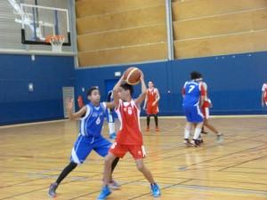 U15 2 contre Eaubonne 01 février 2