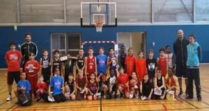 Stagiaires Ecole de Basket