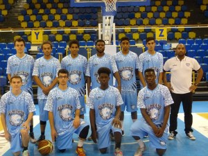 photo de groupe U20 elite région