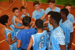 U13-1 : victoire à Domont